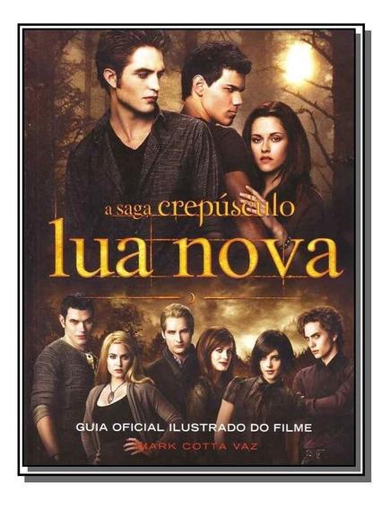 Lua Nova Guia Oficial Ilustrado Do Filme