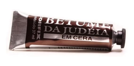 Cera Artesanato Carnauba Em Pasta Corfix Betume Judeia 40g