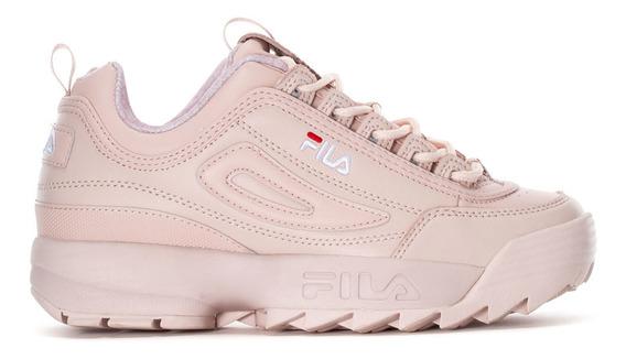 Zapatillas Moda Fila Disruptor Premium Ii R Mujer