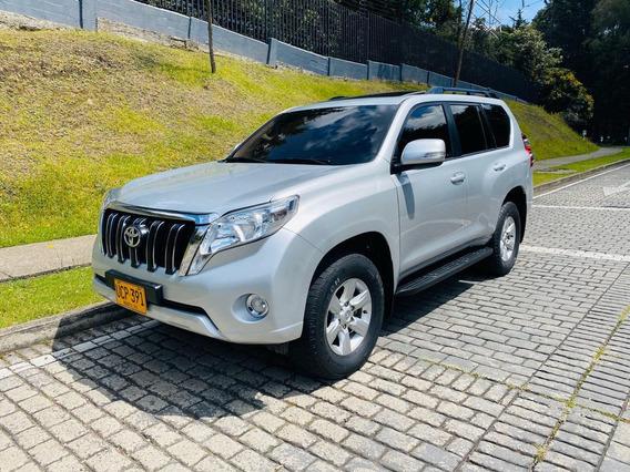Toyota Prado Tx-l 3.0 Td At 4x4 Tc Ct