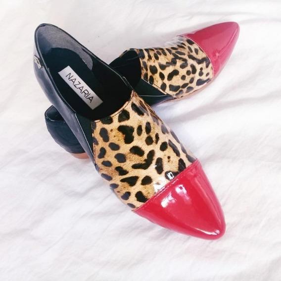 Nazaria Zapato 2600 Leopardo