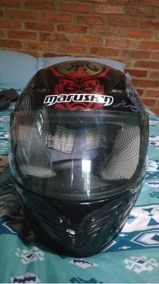 Capacete Marushin 999 Rs - Imperdível!!! Oportunidade!!!