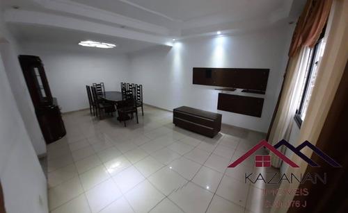 Imagem 1 de 9 de Triplex - 3 Dormitórios - 1 Suite - Boa Vista  - São Vicente - 5191