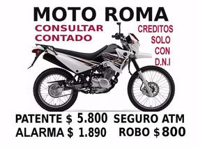 Yamaha Xtz 125 Motoroma