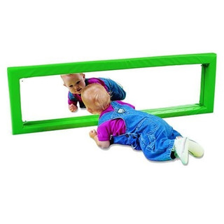 Soft Frame Mirror Por Kaplan Early Learning Company