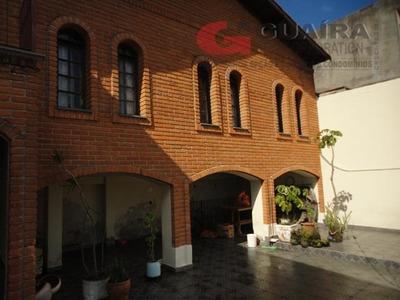 Casa Residencial À Venda, Jardim Teles De Menezes, Santo André. - Ca7198