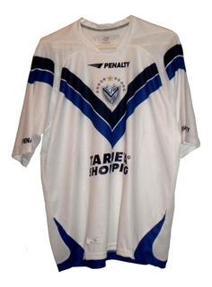 Camisa Velez Sarsfield Ii 2008 Tarjeta Shopping Penalty