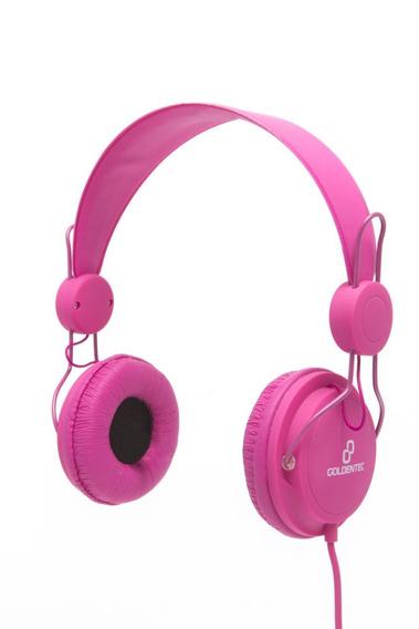 Headset Goldentec Gt Soul Colors Roxo