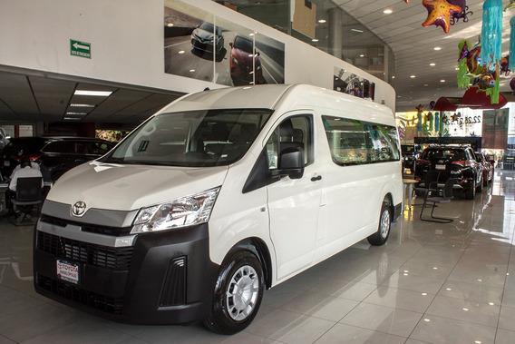 Toyota Hiace Ventanas Superlargas 2020