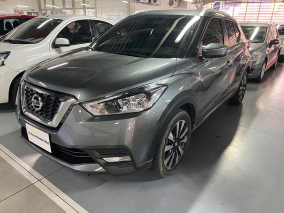Nissan Kicks Advance Mec 2018