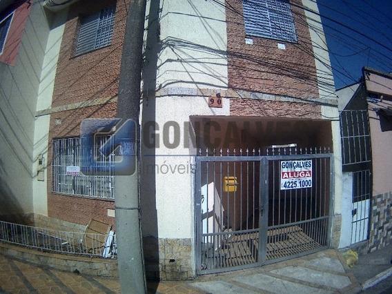 Locação Sobrado Sao Caetano Do Sul Oswaldo Cruz Ref: 20483 - 1033-2-20483