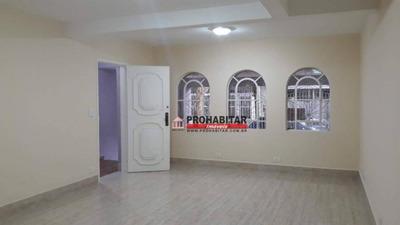 Casa Sobrado Para Locação Campo Grande De 148m² Recém Reformado Com 3 Dormitórios - So2820