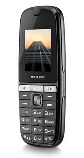 Celular Multilaser Up Play Dual Chip, Com Câmera, Mp3- P9076