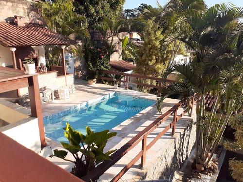 Imagem 1 de 25 de Casa Com 4 Dormitórios À Venda, 450 M² Por R$ 630.000,00 - Engenho Do Mato - Niterói/rj - Ca0669
