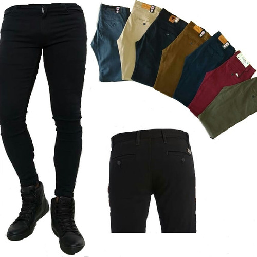Venta Pantalones Caballero En Stock