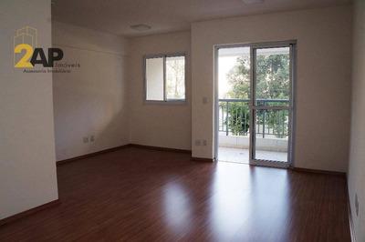 Apartamento Residencial Para Locação, Vila Andrade, São Paulo. - Ap1108