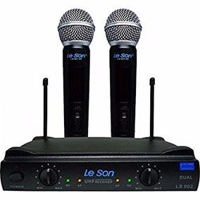Microfone S/ Fio Seme No 1 Semana De Uso Original 1234