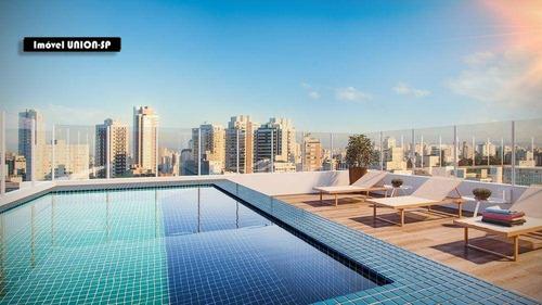 Imagem 1 de 7 de Studio Com 1 Dormitório À Venda, 29 M² Por R$ 245.000,00 - Bela Vista - São Paulo/sp - St1599