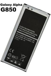 Batería De Repuesto Bastex Para Samsung Galaxy Alpha G850