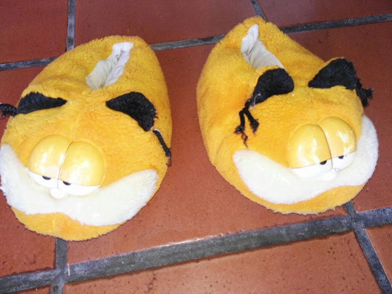 Vendo Pantuflas Garfield