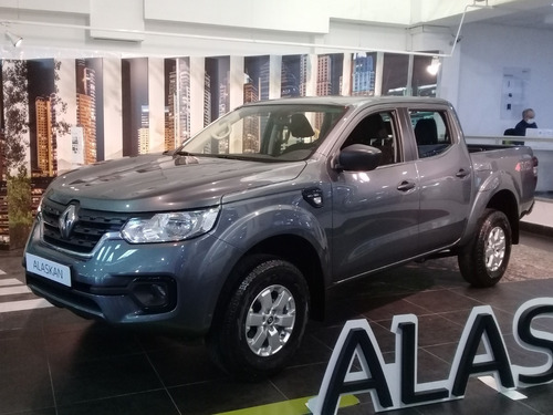 Renault Alaskan Emotion 4x2 2021