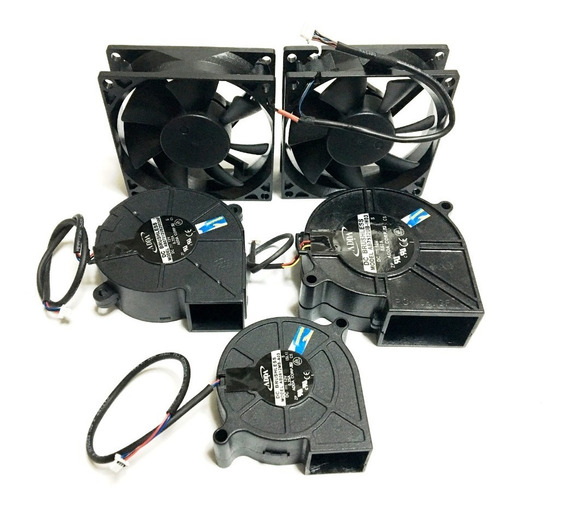 Conjunto Cooler Do Projetor Sony Vpl Ex70 - Novo!