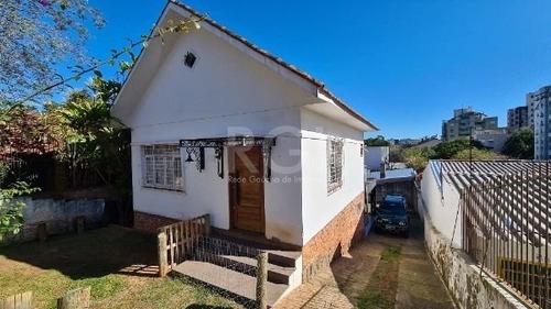 Casa Em Tristeza Com 2 Dormitórios - Mi8358