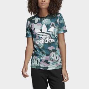 Playera adidas Originals Dama Dv2672 Dancing Originals