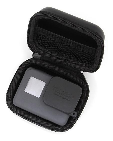 Case Para Gopro Hero 7 Black - Tamanho Mini - Goprosul
