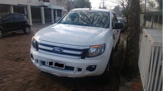 Ford Ranger Xls 2.2 4x4 Diesel 2015 Único Dono