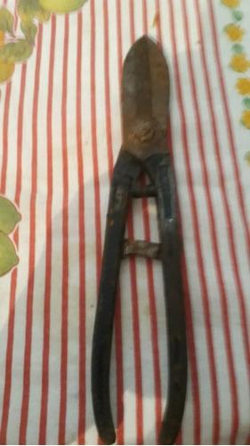 Imagen 1 de 5 de Antigua Tijera De Cortar Chapa Marca Drop Forged