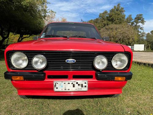 Ford Escort Sport (pamperito) 1.6 Lt