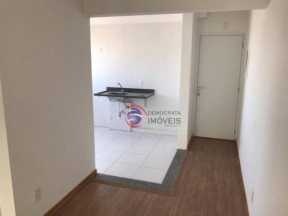 Apartamento À Venda E Locação, V Alto De Santo André Ap4233 - Ap4233
