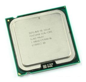 Processador Intel Pentium E2160 1,80ghz 1mb 800 Lga 775 ¨