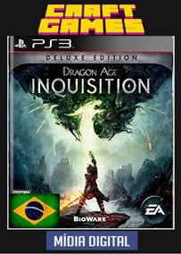 Dragon Age Inquisition + Dlcs Pt-br Psn Ps3 Digital