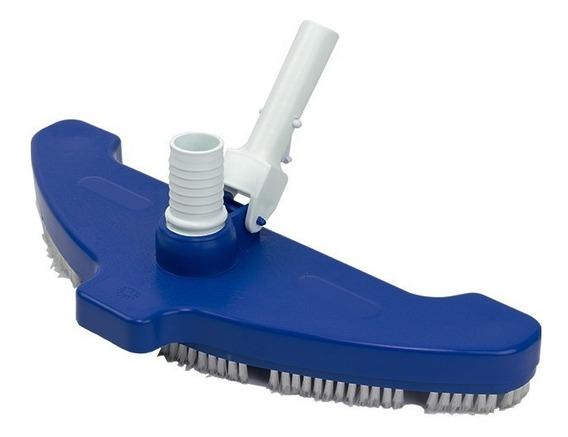 Aspirador Jumbo Escova Para Limpeza Piscina Grande Olimpica