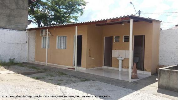 Terreno Para Locação Em Sorocaba, Jardim Abaeté - Loc-799