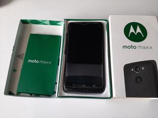 Celular Motorola Moto Maxx- 64 Gb- Usado- Funcionando Tudo
