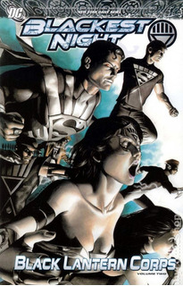 Blackest Night Black Lantern Corps Vol 2 Tpb Inglés