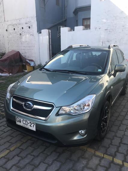 Subaru Xv 2.0i Awd Mt E 2015 58.000 Kms Único Dueño