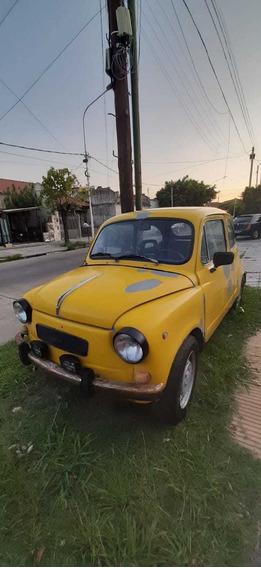 Fiat 600 R Modelo 71
