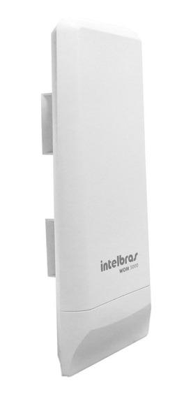 Antena Outdoor Intelbras 14dbi 5 Ghz - Wom 5000 Mimo
