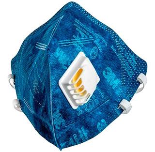 Máscara Proteção Respiratória Lixamento Pff-1 3m