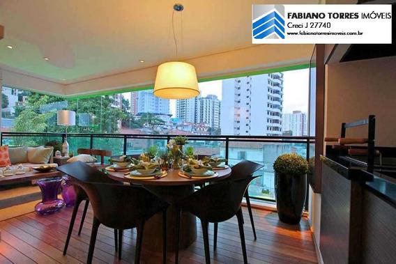 Apartamento A Venda Em São Paulo, Vila Mariana, 3 Dormitórios, 3 Suítes, 4 Banheiros, 2 Vagas - Blend