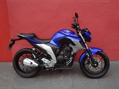 Yamaha Fz25 Fazer Abs 2018 Azul