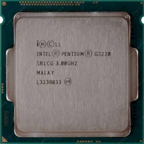 Processador Intel Pentium G3220 3.0ghz Dual-core Lga 1150