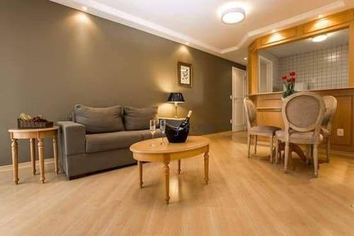 Apartamento 2 Quartos, 1 Suíte, 1 Vaga - Moema - Ap10545