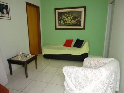 Casa Nos Fundos Independente, Piso Frio E Quintal. Ca979