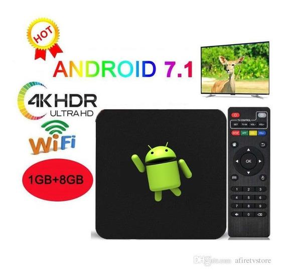 Aparelho Para Transformar Sua Tv Em Smart Android 7.1 Wifi