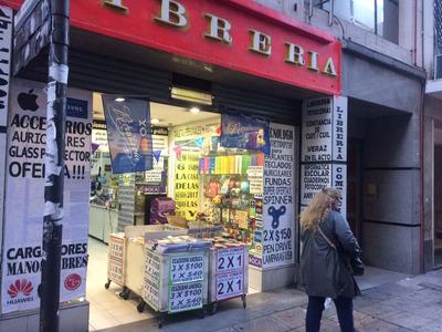 Librería Comercial Multi Rubro Super Rentable Exc Ubicacion